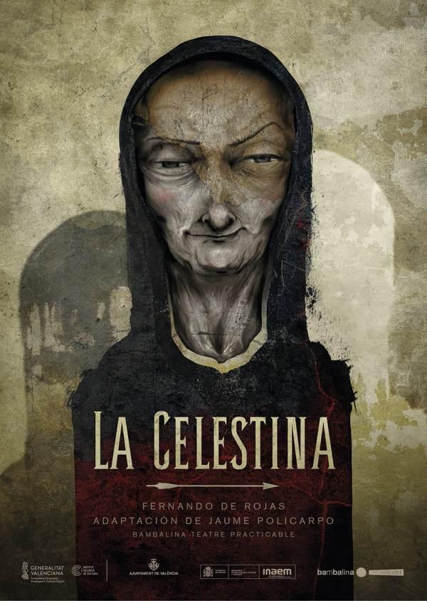 La Celestina de Bambalina Teatre_ Cartel