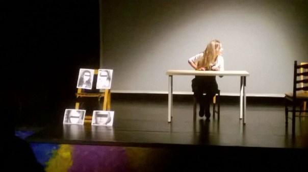 Atrapada en la red en Teatro Arbolé 3