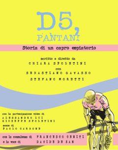 D5 Pantani locandina