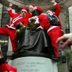 Fiesta de Santa Claus.