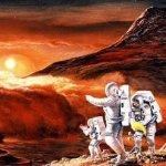 Desaconsejan tener descendencia a los primeros colonos de Marte.