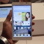 Nueva phablet de Huawei, dura dos días y puede cargar otros dispositivos.