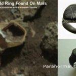 Anillo en Marte