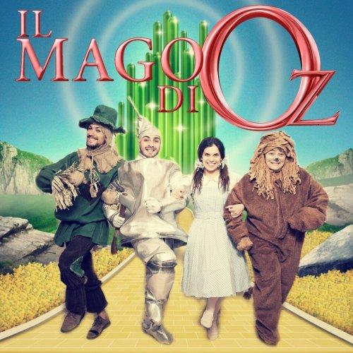 il mago di oz - la commedia musicale
