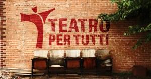 teatro per tutti graffiti