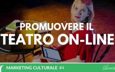 Promuovere il Teatro on-line: il blog e la newsletter