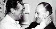 Eduardo De Filippo e Totò: la storia di un'amicizia vera tra due grandi attori.