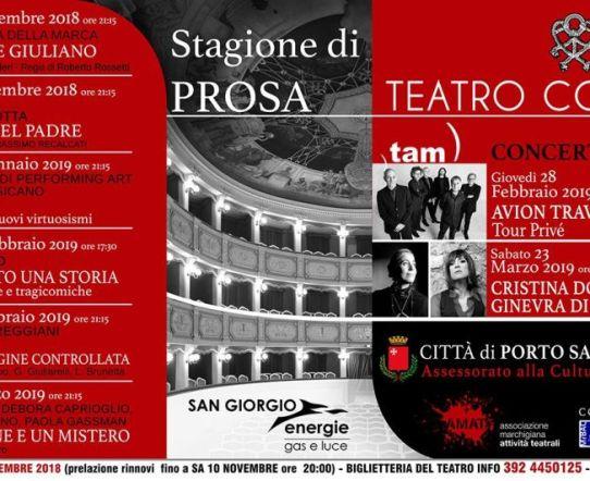 La Prosa - Stagione 2018/2019