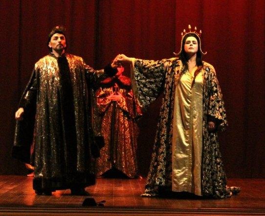 Turandot a Rocca Tiepolo