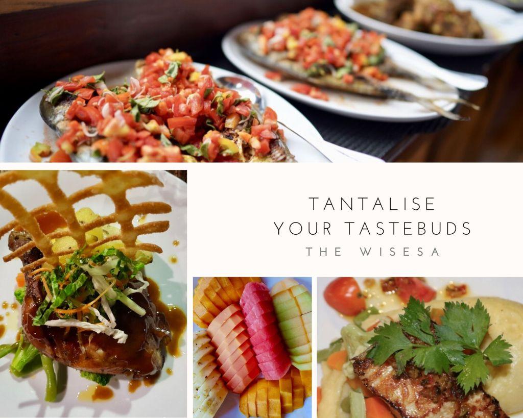Food Aboard The Wisesa