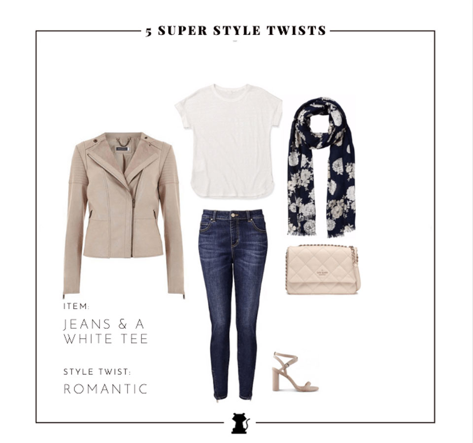 Romantic Style Twist