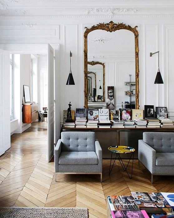 Mirror to Make a Room More Spacious
