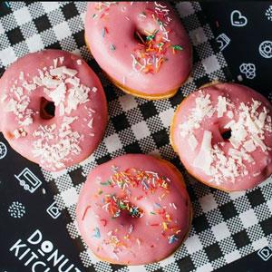 Caloundra Street Fair Donuts