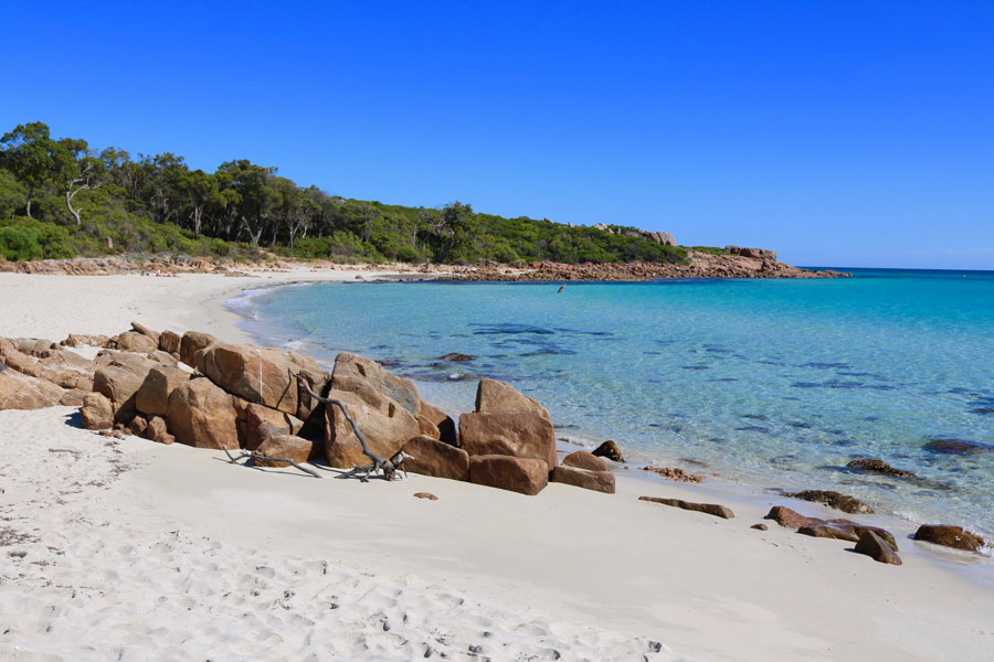 Meelup Beach, Margaret River