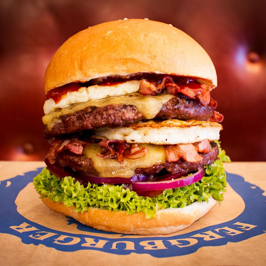 The Famous Fergburger