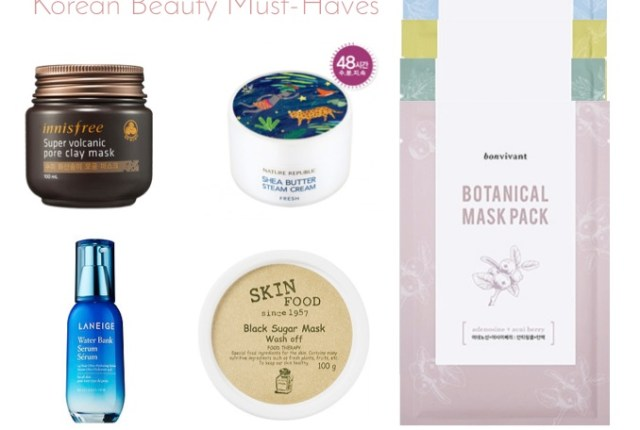 korean beauty skincare products review Archives - Tea with