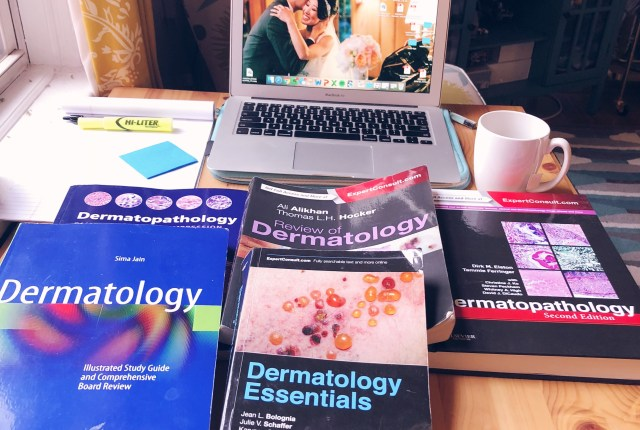 best dermatology study books Archives - Tea with MD: A