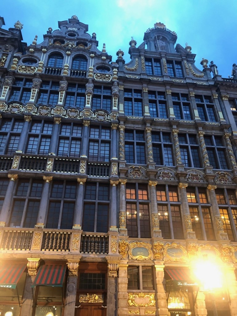 Views of the Grand Place