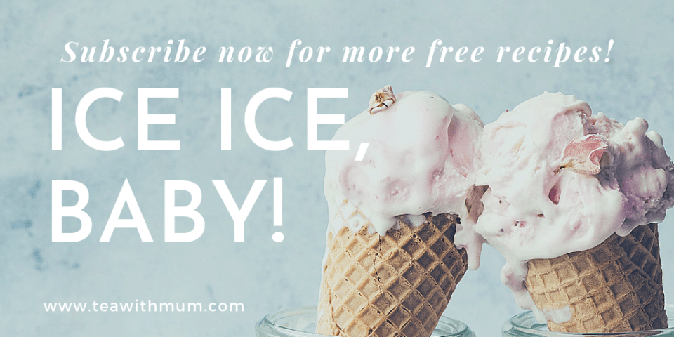 Ice ice, Baby series - subscribe
