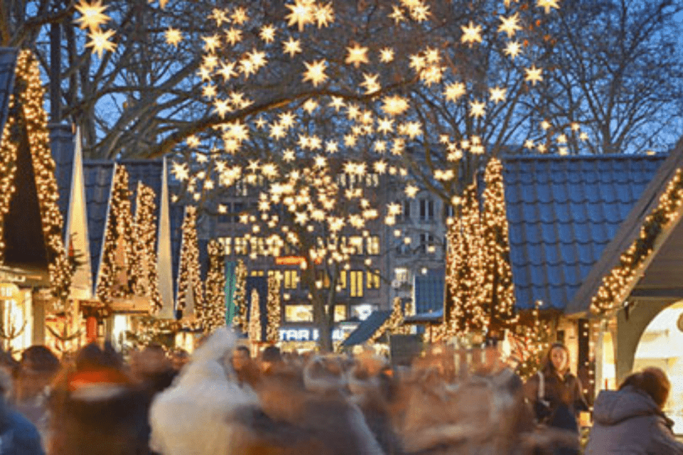 Shopping in Cologne: Christmas markets