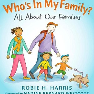 Explains that families are different in many ways but they share similarities as well.