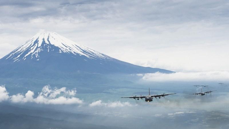 »Kalter Krieg 2.0« | Japanische Luftwaffe fängt PLA-Kampfflugzeug zur elektronischen Kriegsführung ab