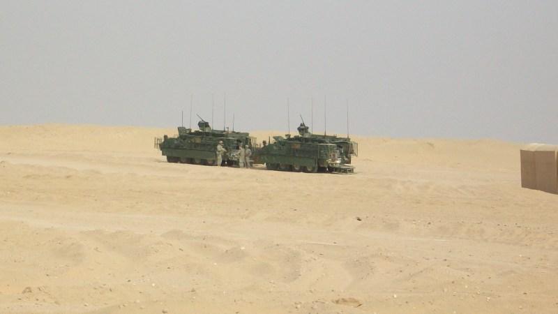 Unbestätigt : Prügelei zwischen US-Soldaten und russischer Militärpolizei in Syrien