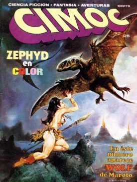 CIMOC (SAN ROMAN/RIEGO, 1979) 5