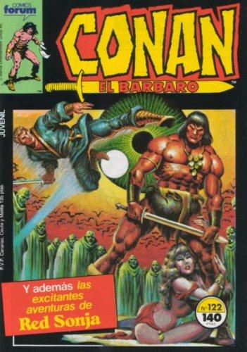 CONAN EL BARBARO (FORUM/PLANETA-DEAGOSTINI, 1983) 122