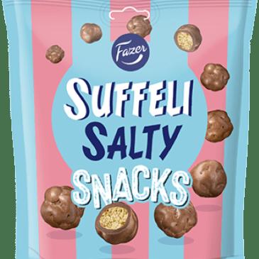 Suffeli Salty Snacks 160 g