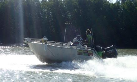 Round 4 Darwin Harbour Results