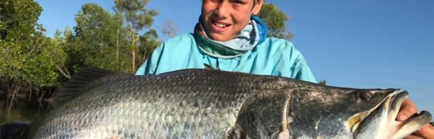 Round 6 2017 Results – Adelaide River Estuary