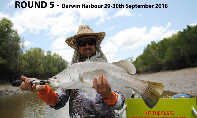 Round 5 Darwin Harbour 2018, Information and Score Card