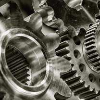 Residual Stress Analysis titanium and steel gears
