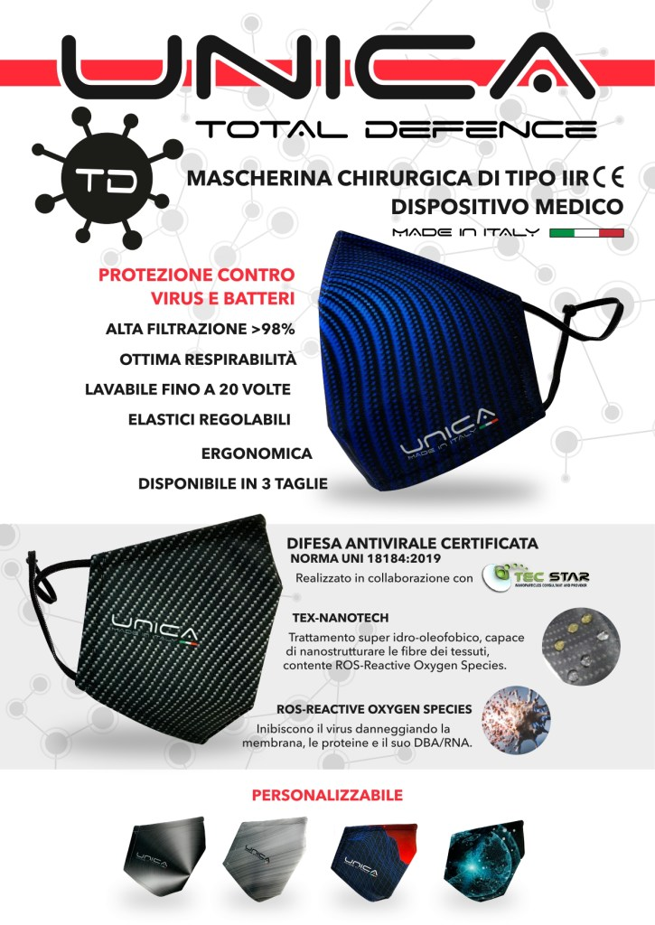 Brochure UNICA TOTAL DEFENCE 1