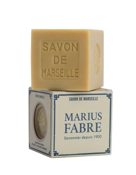 sapone di marsiglia bianco per biancheria 400gr marius fabre tec-terreecolori calestano-parma