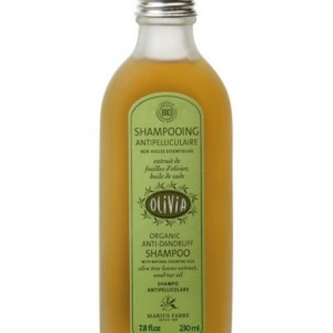 shampoo biologico anti-forfora con olio di cacao 250ml marius fabre tec-terreecolori calestano-parma