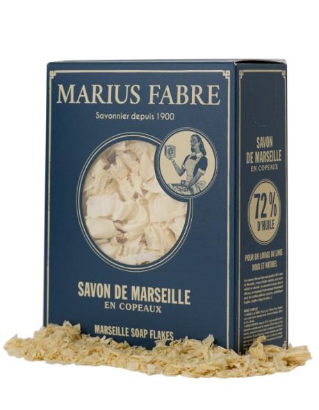 trucioli sapone di marsiglia 750gr scatola marius-fabre tec-terreecolori calestano-parma