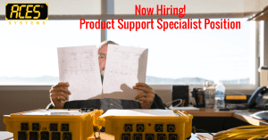 Job Opening:  Product Support Specialist (Aces Systems)