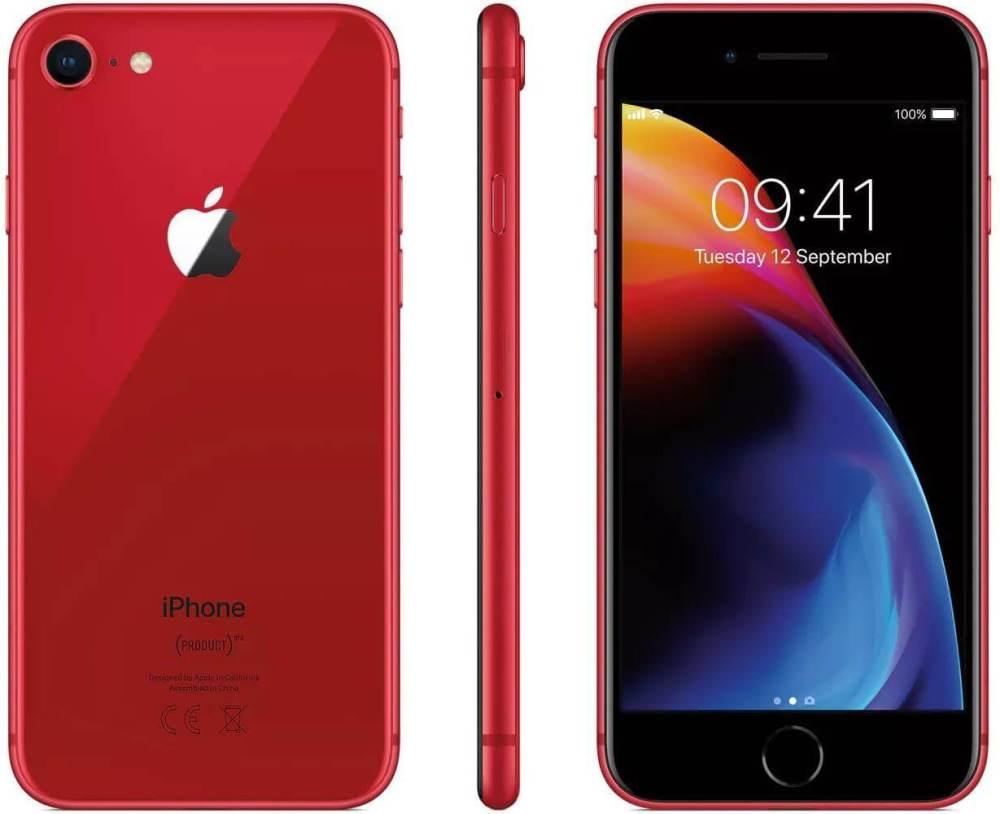 Apple iPhone 8 64GB Red | | TecBuyer