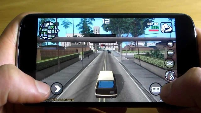 Download Grand Theft Auto - GTA San Andreas Celular