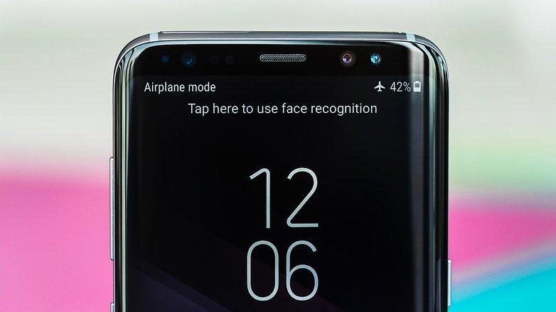 Galaxy S8 vs Zenfone 4