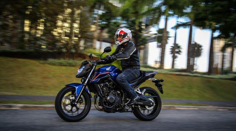 Honda CB 500 F 2019