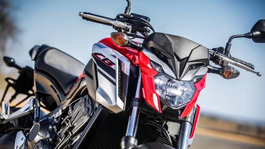Honda CB 650F 2019