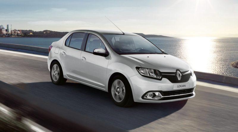 Novo Renault Logan 2019