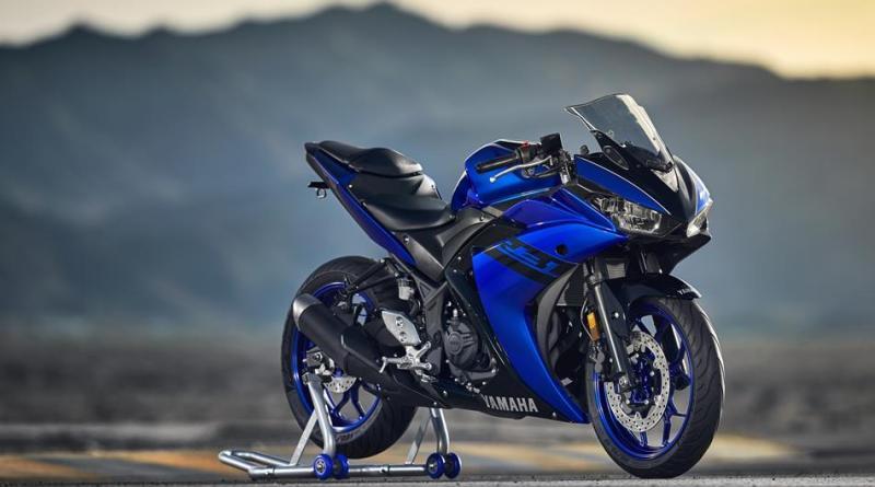 Yamaha R3 2019