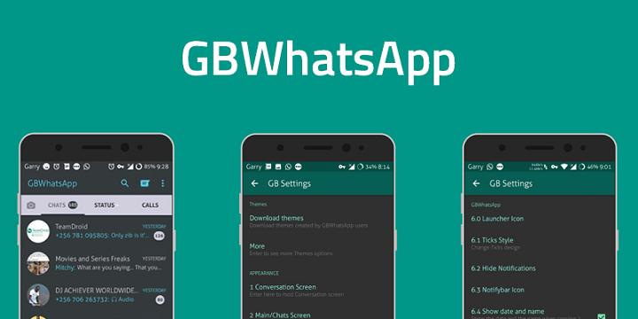 whatsapp gb atualizado 2019 download