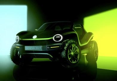 """Volkswagen decide reviver o """"Buggy"""" como um carro elétrico"""