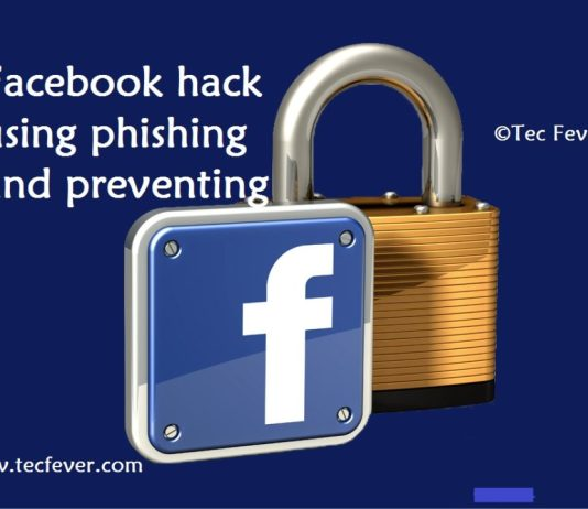Hack Facebook using phishing and preventing