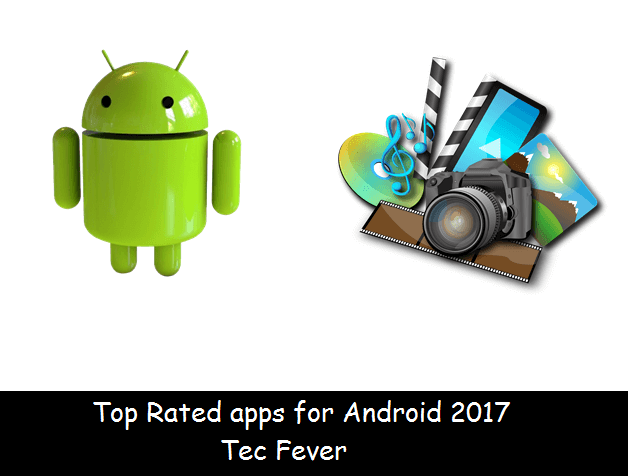 top rated apps android